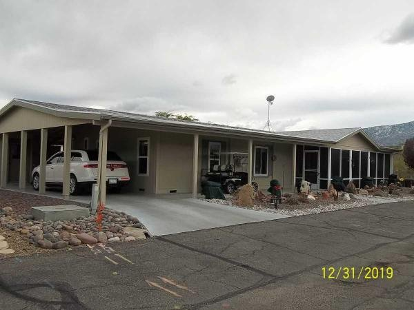 Mobile Home at 15301 N. Oracle Rd #114, Tucson, AZ