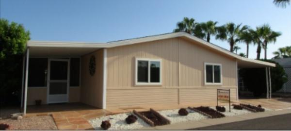 Mobile Home at 6209 E. McKellips Rd, Mesa, AZ