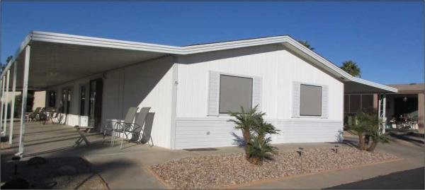 Mobile Home at 6209 E. McKellips Rd, Mesa, AZ