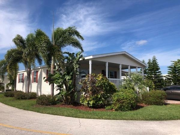 Mobile Home at 152 East Harbor Dr, Vero Beach, FL