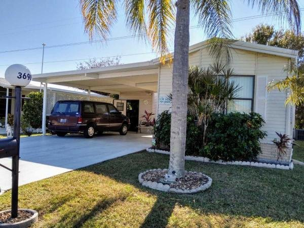 Mobile Home at 3698 Long Iron Court, North Fort Myers, FL