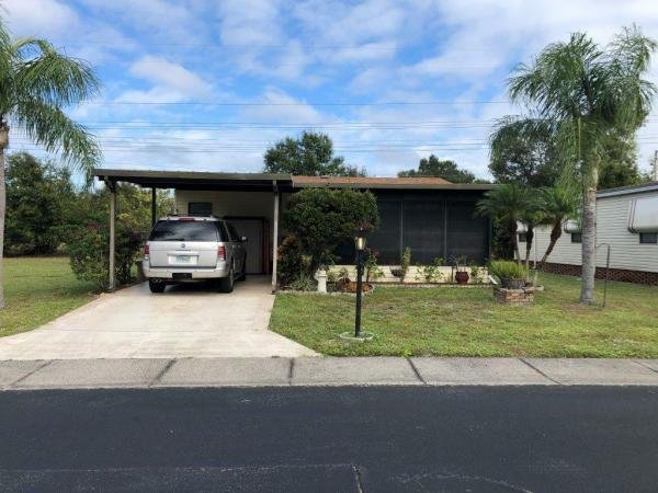 Photo 2 of 2 of home located at 15874 Blue Skies Dr. #336 North Fort Myers, FL 33917