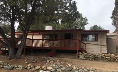Mobile Home at 81 OAKMONT Prescott, AZ