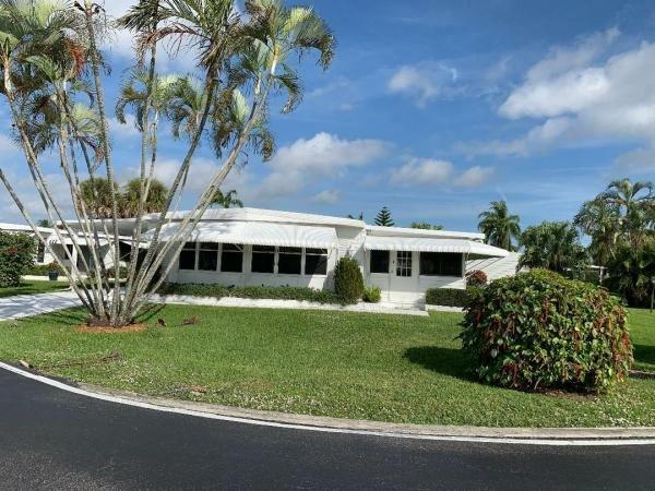 Mobile Home at 8648 Baron Dr., Lot #289, Boynton Beach, FL