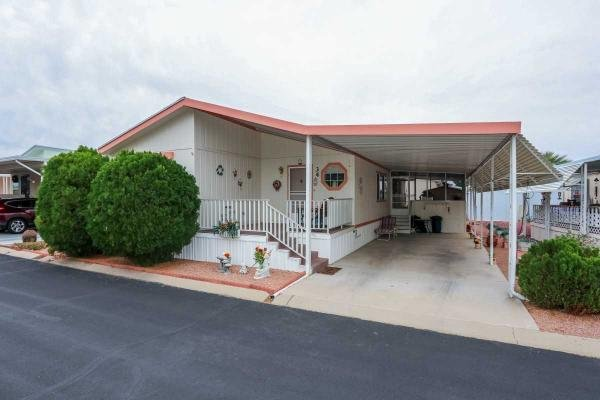 Mobile Home at 8401 S Kolb Rd #34, Tucson, AZ
