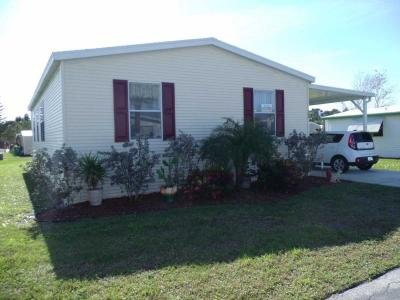 Mobile Home at 135 Harbour Hill Drive Micco, FL
