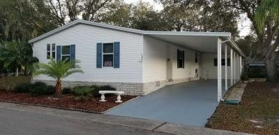 Mobile Home at 10837 El Toro Dr.  Riverview, FL