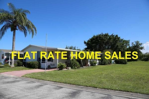Mobile Home at 428 bimini cay circle, Vero Beach, FL