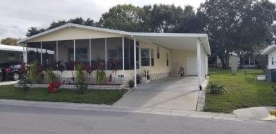 Mobile Home at 10827 El Paso Dr.  Riverview, FL