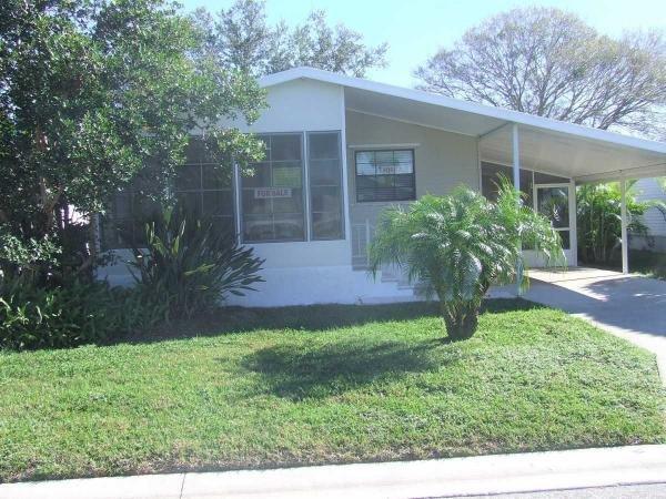Mobile Home at 342 Bimini Cay Circle, Vero Beach, FL