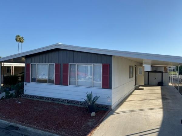 Mobile Home at 601 n Kirby, Hemet, CA