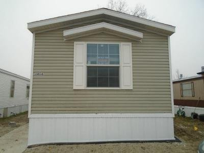 Mobile Home at 41275 Old Michigan Ave. #1014 Canton, MI