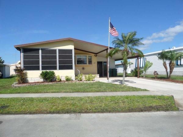 Mobile Home at 346 Seelye St , Melbourne, FL