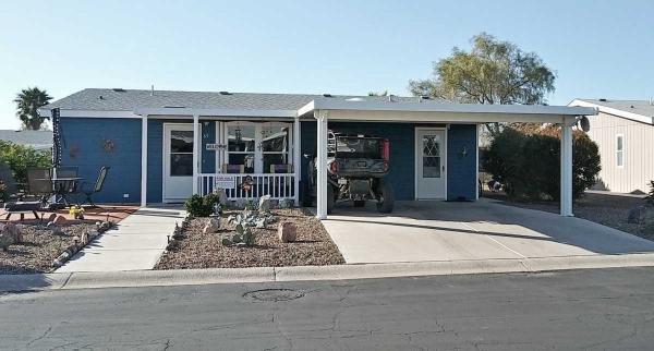 Mobile Home at 155 E. Rodeo Rd #69, Casa Grande, AZ