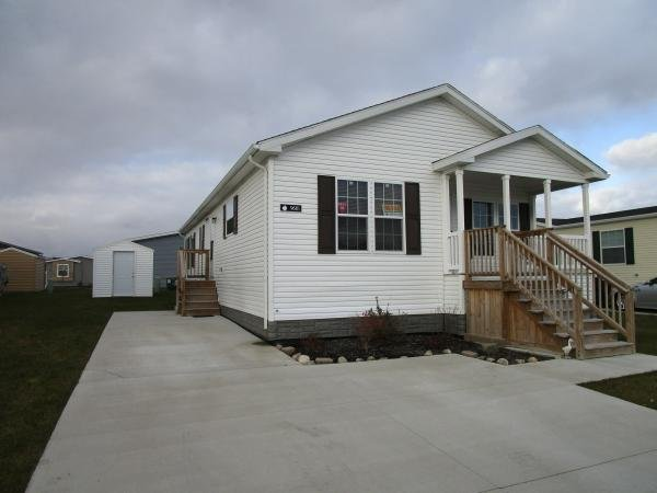 Mobile Home at 29 Aspen, Mckean, PA
