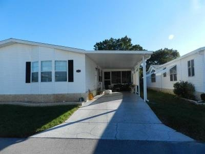 Mobile Home at 8152 Monitor Dr. New Port Richey, FL 34653