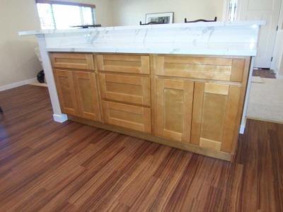 Engineered stone counter tops