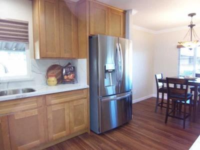High end French door refrigerator