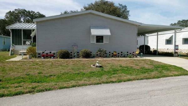 Mobile Home at 495 Honeysuckle Dr, Fruitland Park, FL