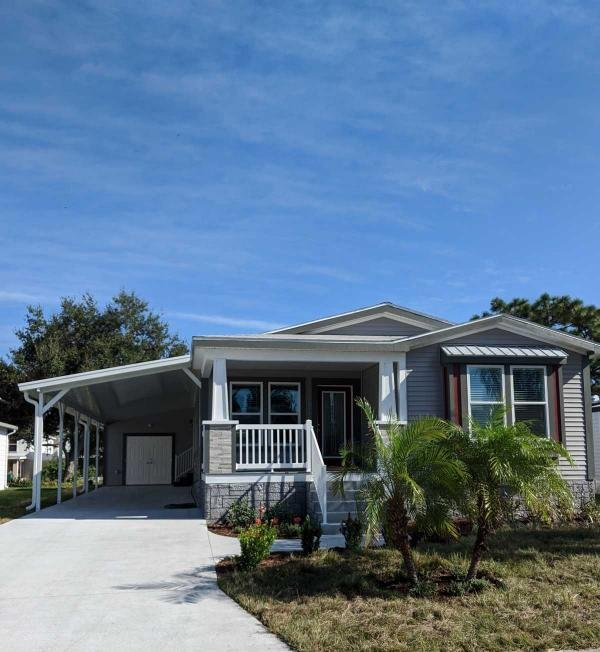 Mobile Home at 428 Buffalo Street, West Melbourne, FL