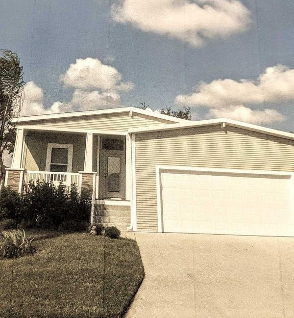 Mobile Home at 412 Sun Dance Street, West Melbourne, FL