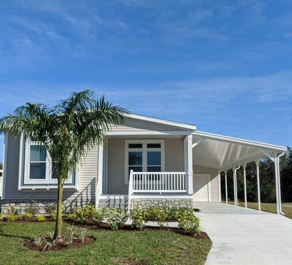 Mobile Home at 402 Buffalo Street, West Melbourne, FL