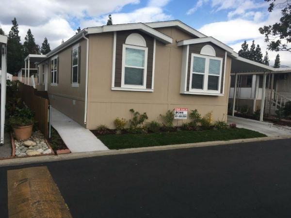 Mobile Home at 1350 San Bernardino Rd., Sp#32, Upland, CA