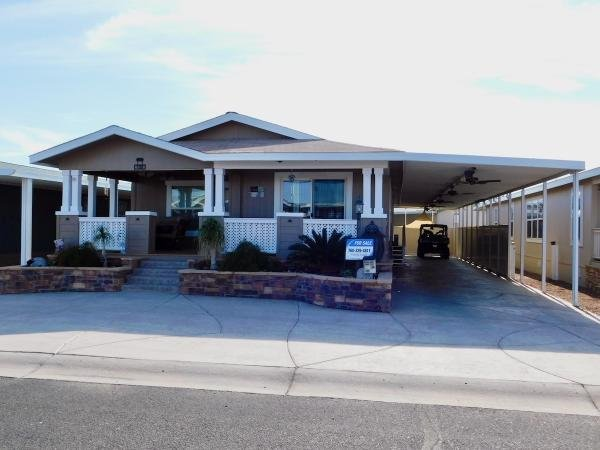 Mobile Home at 4170 Needles Hwy #108, Needles, CA