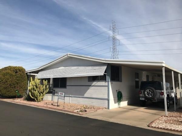 Mobile Home at 11596 W. Sierra Dawn Blvd, Surprise, AZ