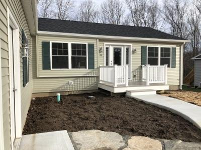 Mobile Home at 45 Looking Glass Circle Uncasville, CT 06382