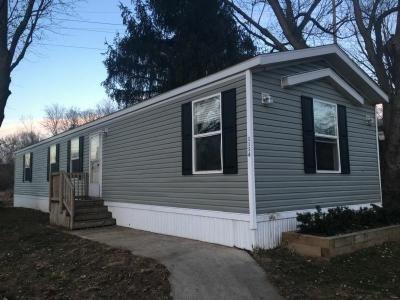 Mobile Home at 1136 COLONIAL TRAIL Kalamazoo, MI