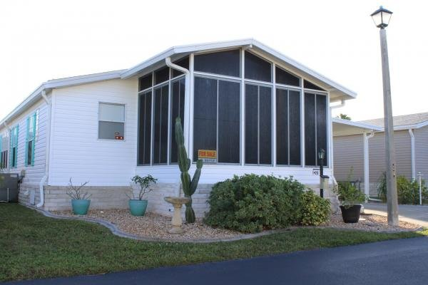 Mobile Home at 29200 S. JONES LOOP ROAD, #23, Punta Gorda, FL
