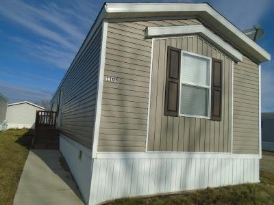 Mobile Home at 41275 Old Michigan Ave #1105 Canton, MI 48188