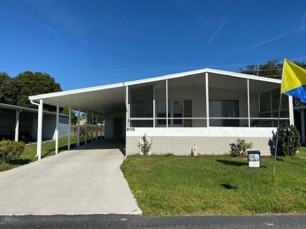 Mobile Home at 8115 HATTERAS ROAD, Orlando, FL