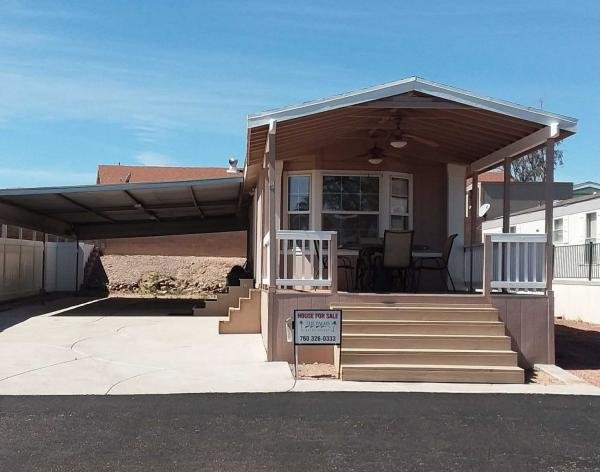 Mobile Home at 4170 Needles Hwy #67, Needles, CA