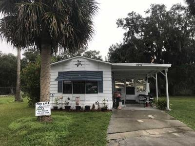 Mobile Home at 1047 Rainbow Cir Eustis, FL 32726