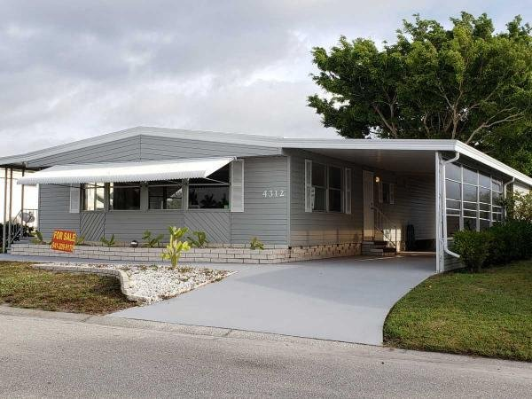 Mobile Home at 4312 Kings Drive, Ellenton, FL