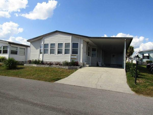 Mobile Home at 1701 W. Commerce Ave. Lot 150, Haines City, FL