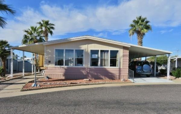 Mobile Home at 3405 S. Tomahawk Rd., Apache Junction, AZ