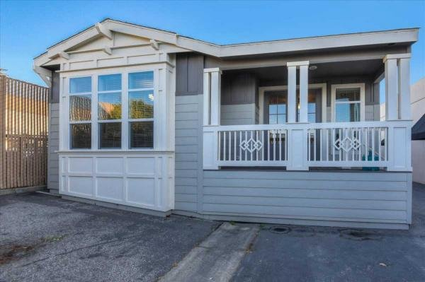 Mobile Home at 1160 Mt. View-Alviso Rd., Sunnyvale, CA