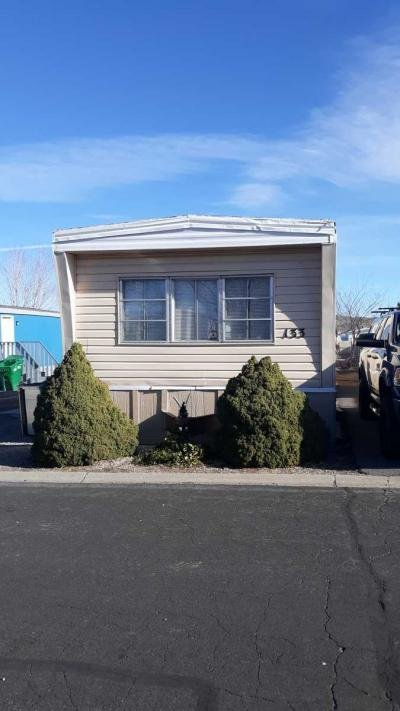 Mobile Home at 133 Auora Reno, NV 89506
