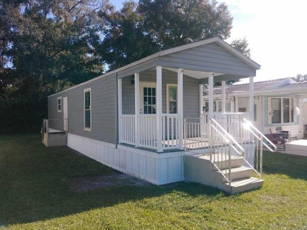 Mobile Home at 4603 Allen Road, Zephyrhills, FL
