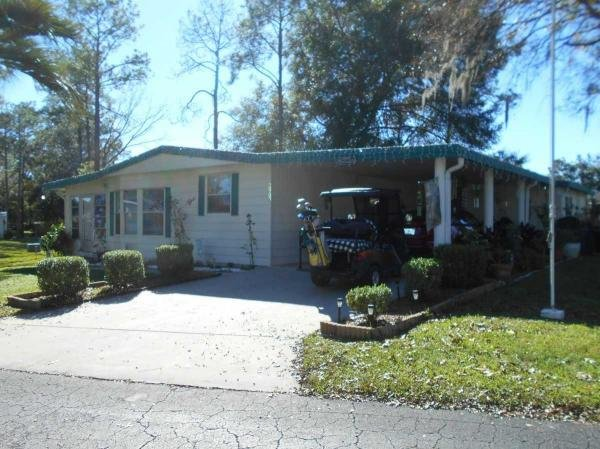 Mobile Home at 6505 PORT RUSH RD UNIT B , Ocala, FL