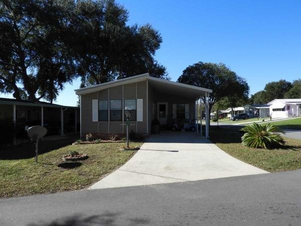 Mobile Home at 1281 CITRUS DR, Leesburg, FL