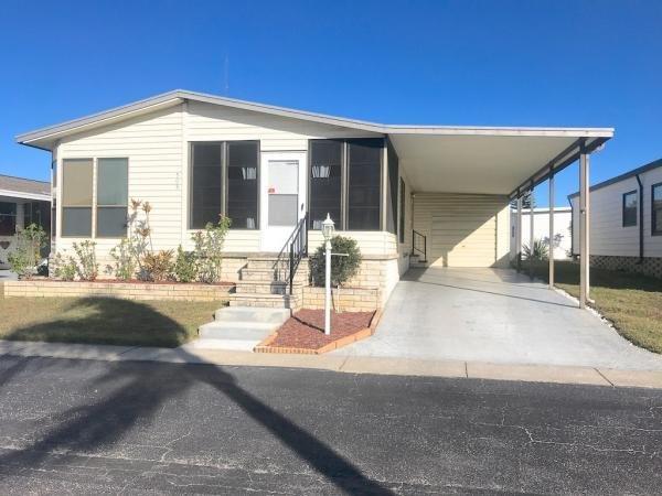 Mobile Home at 505 Becky Way, Tarpon Springs, FL