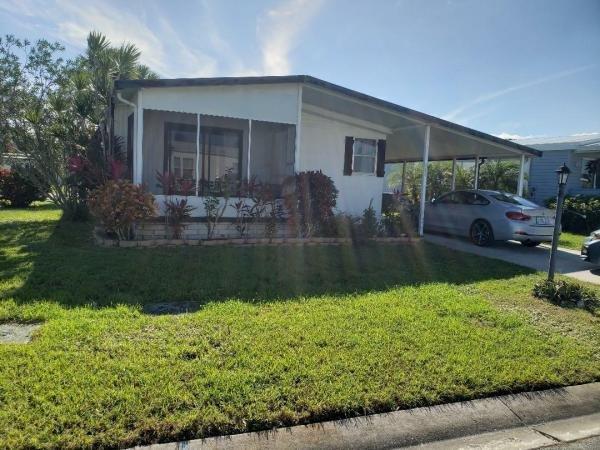 Mobile Home at 814 West Sandpiper, Vero Beach, FL