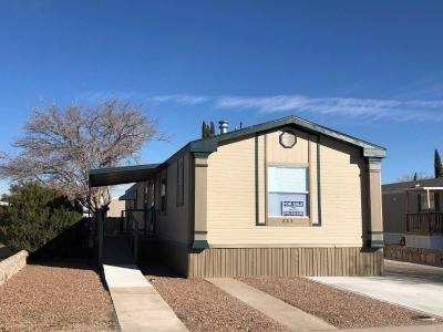 Mobile Home at 225 Golden Arrow El Paso, TX