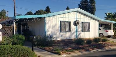 Mobile Home at 2595 ATLANTA AVE SPC 8 Riverside, CA 92507