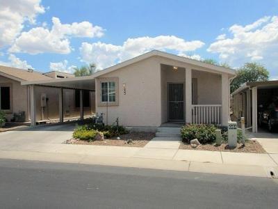 Mobile Home at 7860 E Benson Hwy #50 Tucson, AZ 85756