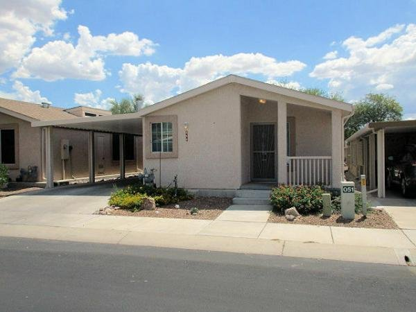 Mobile Home at 7860 E Benson Hwy #50, Tucson, AZ